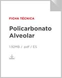 Policarbonato Alveolar