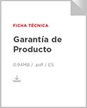 Garantia de producto